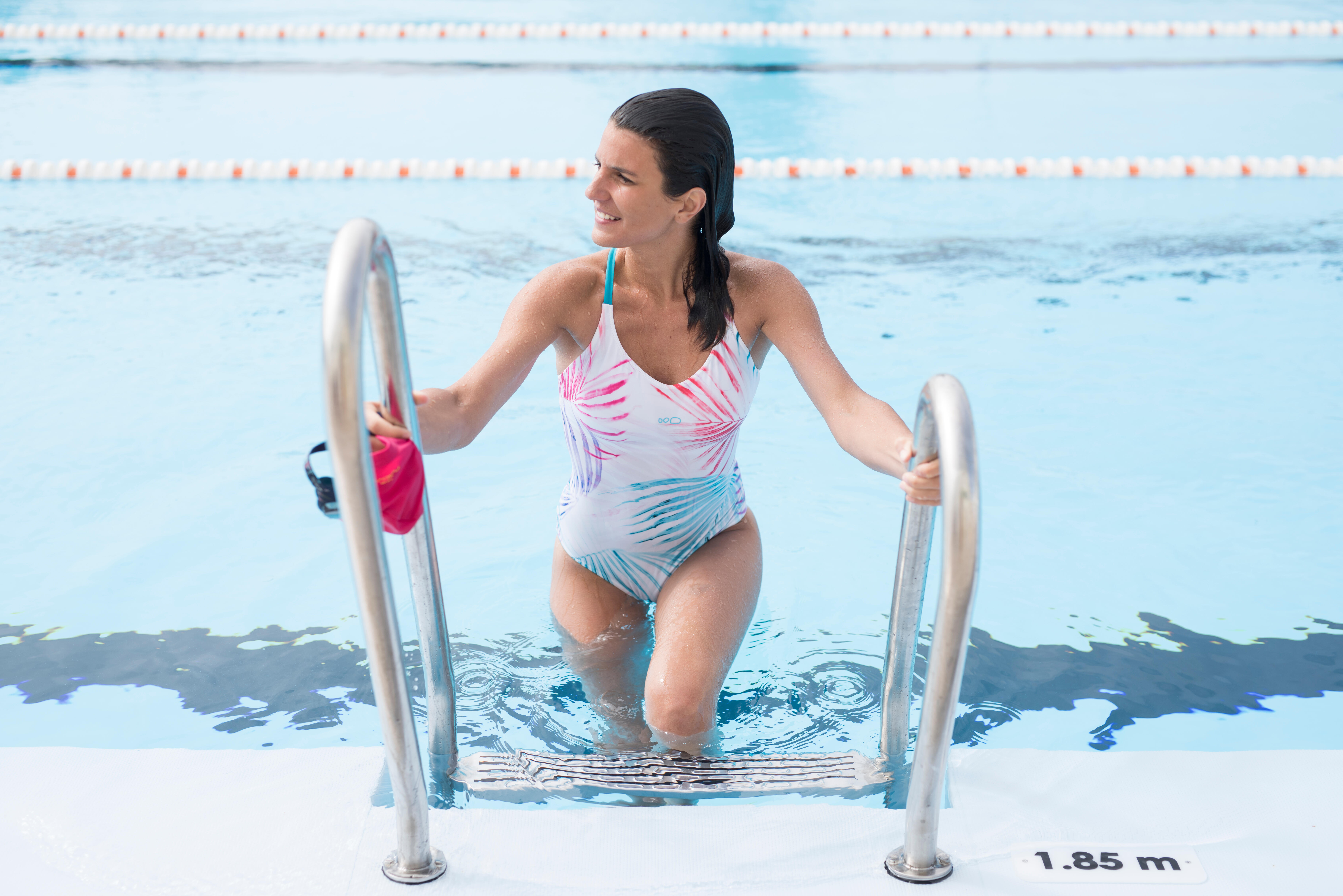 NATATION : COMMENT AFFINER MA SILHOUETTE ?