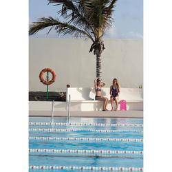 Maillot de bain de natation femme une pièce Riana Typ noir