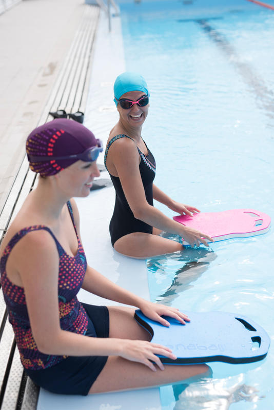 Loran Women's One-Piece Tankini Swimsuit - Eve Purple