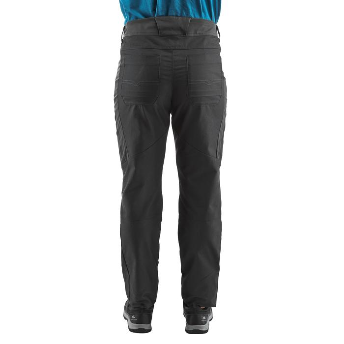 NH500 Regular Men's Country Walking Trousers - Dark Grey