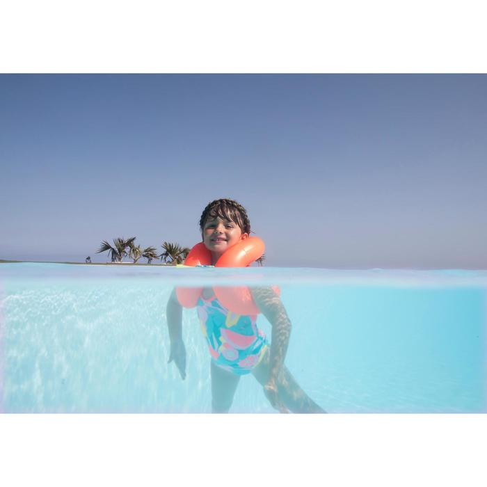 Nacken-Schwimmweste aufblasbar Neckvest orange