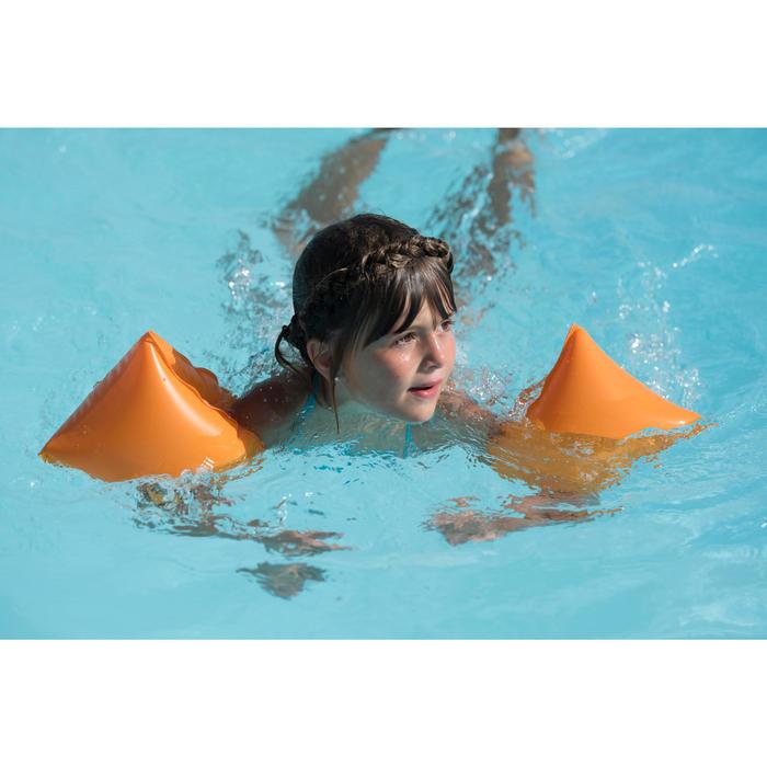 Brassards piscine enfant orange 11-30 kg