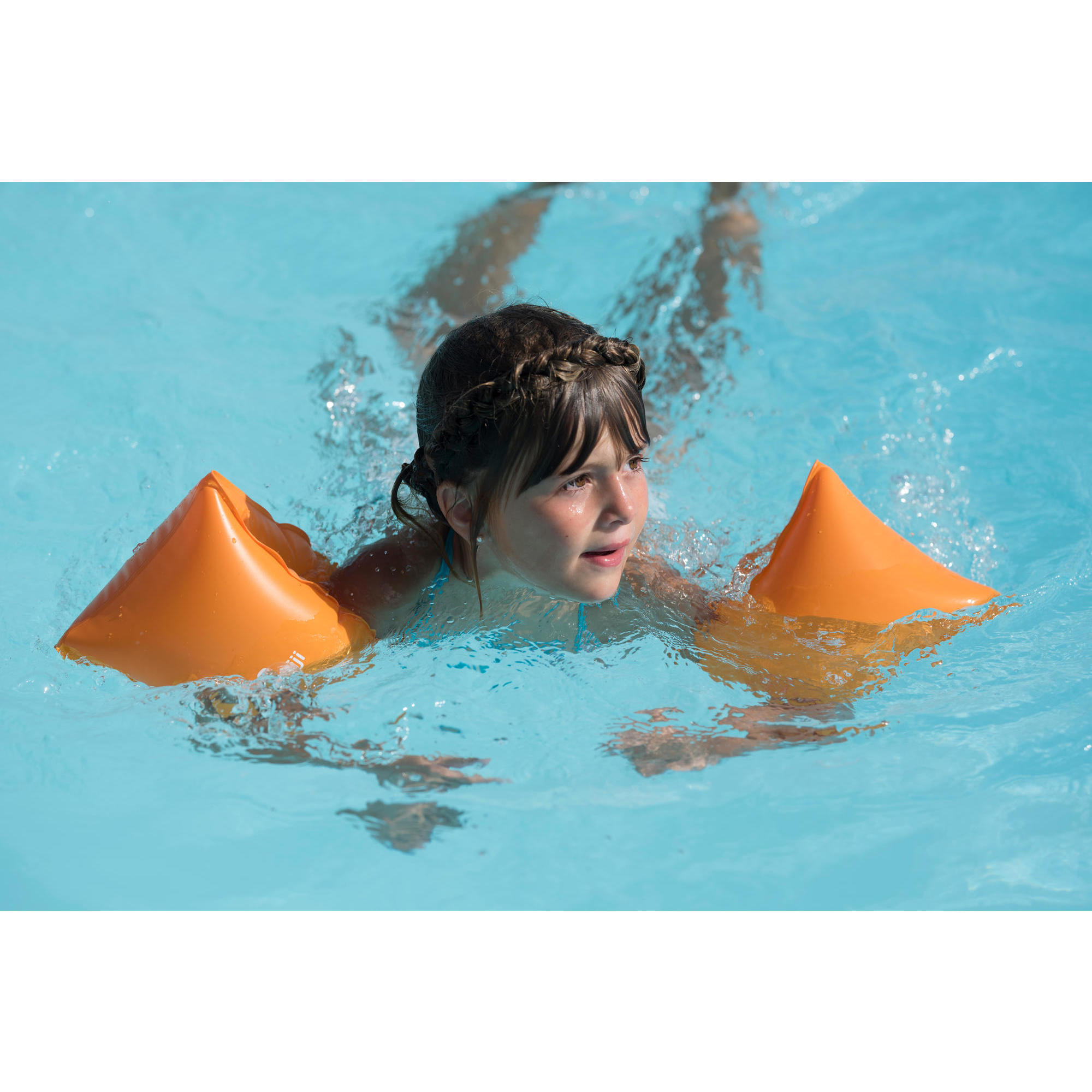 Spielzeug Offen Kinder Baby Schwimmflügel Schwimmhilfe Schwimmärmchen 0 Bis 1 Jahre 0-11 Kg Neu Schnelle Farbe Schwimmflügel