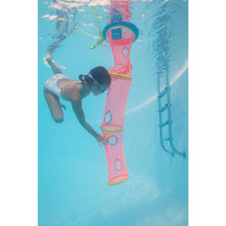 Jeu aquatique d'immersion TIBALL filet+balle