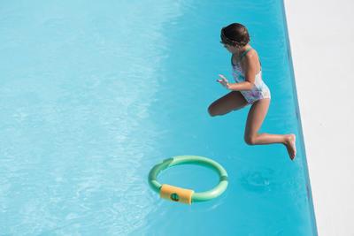 عصا السباحة الفوم 160سم- أخضر