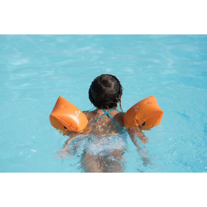 Brassards de natation enfant orange