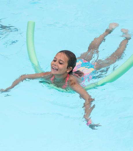 course en frite éveil aquatique enfant