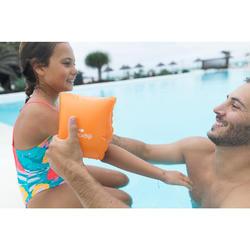 Brassards de natation junior 30-60 kg oranges