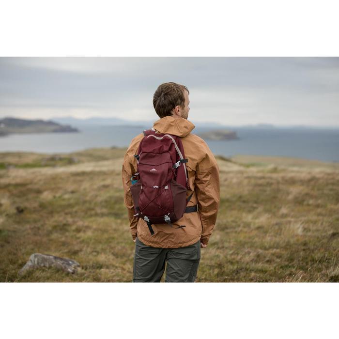 Wanderrucksack Naturwandern NH100 30 l bordeaux