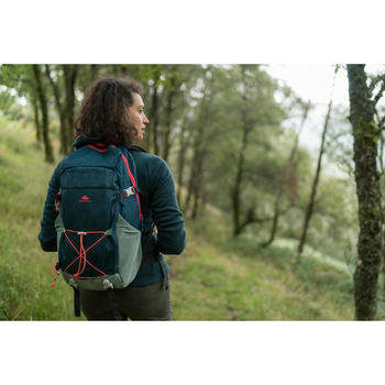 Wanderrucksack Naturwandern NH100 30Liter türkis