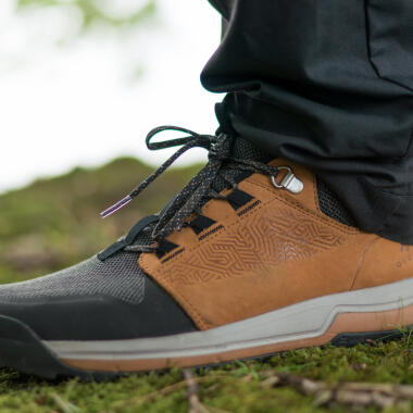MEN'S COUNTRY WALKING SHOES - NH500