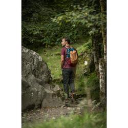 Wanderrucksack Naturwandern NH100 20 Liter braun