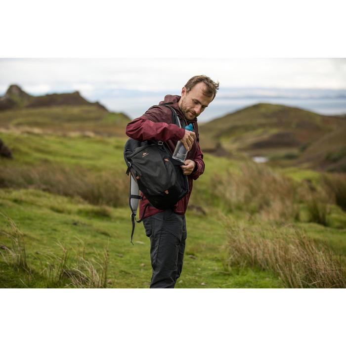 Mochila de Montaña y senderismo Quechua NH100 20 Litros Negro