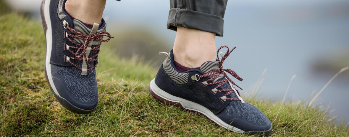 Chaussure de randonnée nature
