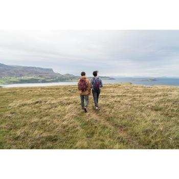 NH500 Fit men's country walking trousers - khaki