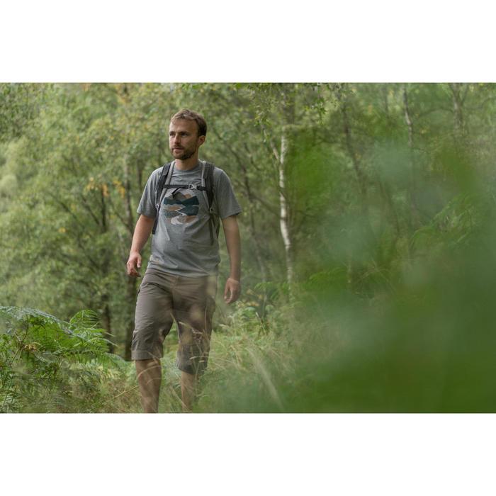 Kuitbroek wandelen in de natuur NH500 beige heren