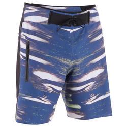 標準衝浪海灘褲950-海洋靛藍色