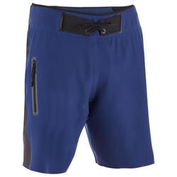 Surf boardshort standaard 950 Soft Blue