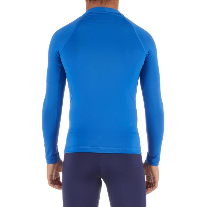 UV-Shirt Surfen Top 100 langarm Kinder blau
