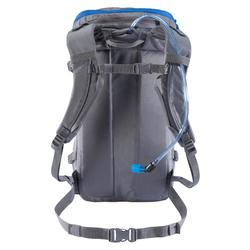 Mountaineering Backpack 22 Litres - Alpinism 22 Grey
