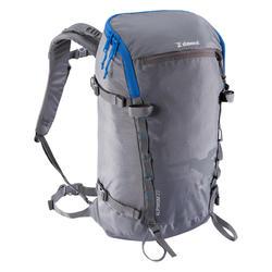 Mochila de alpinismo 22 litros - ALPINISM 22 CINZA