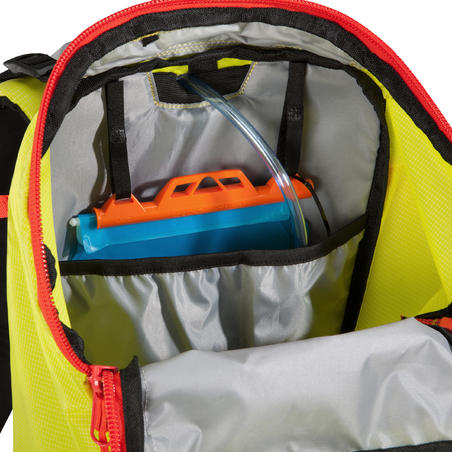 Mountaineering Backpack 22 Litres - Alpinism 22 Yellow