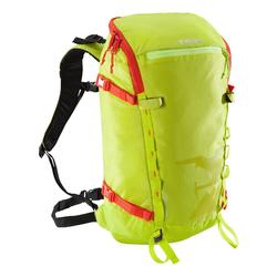 ALPINISM 22 mountaineering backpack YELLOW