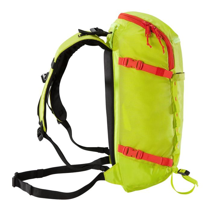 Sac à dos d'alpinisme 22 litres - ALPINISM 22 JAUNE