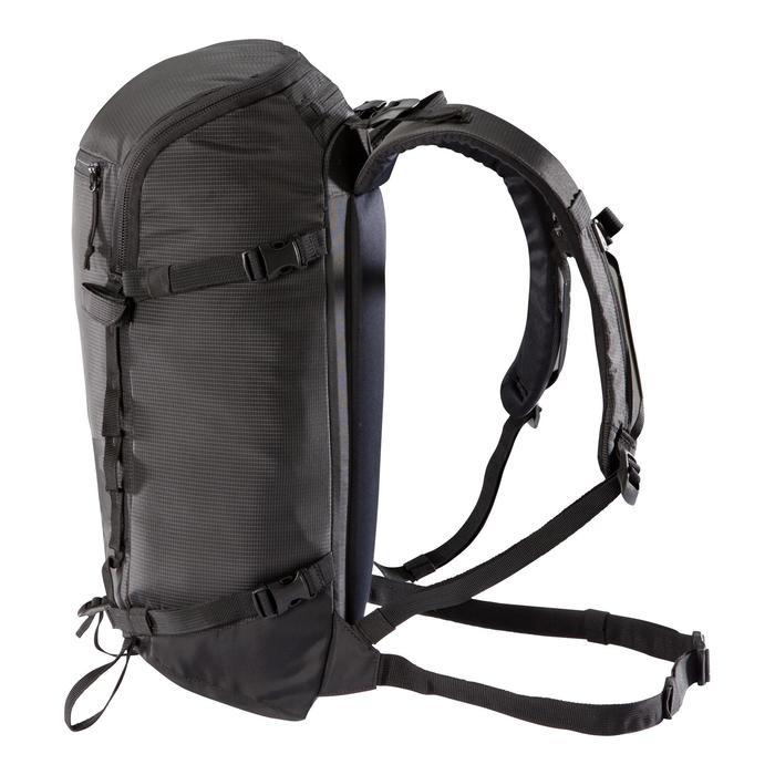 Rugzak Alpinisme 22 grijs zwart