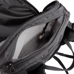 Mountaineering Backpack 22 Litres - Alpinism 22 Black