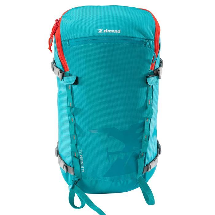 Rugzak Alpinisme 22 liter Alpinism 22 turquoise