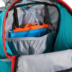 Bergsteiger-Rucksack Alpinism 22 türkis