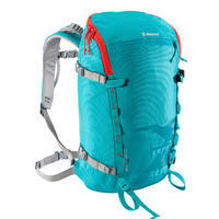 Mountaineering Backpack 22 Litres - Alpinism 22 Turquoise
