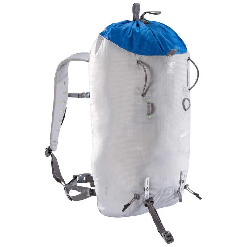 RYGGSÄCKAR FÖR BERGSBESTIGN.. Klättring - Ryggsäck SPRINT 33 L blå SIMOND - Ryggsäckar och Sovsäckar - Klättring