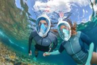 Easybreath adulte - choix du lieux de snorkeing