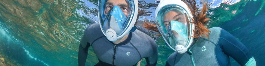 Une protection thermique pour limiter les coups de soleil en snorkeling