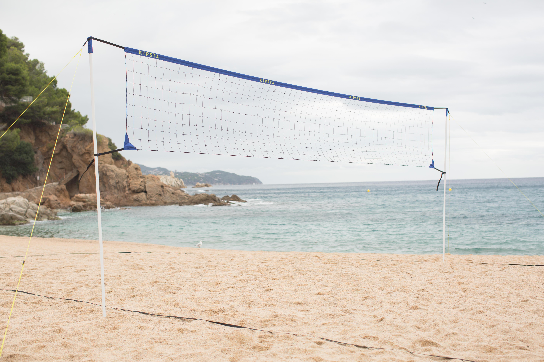 BV 500 Beach Volleyball Net...