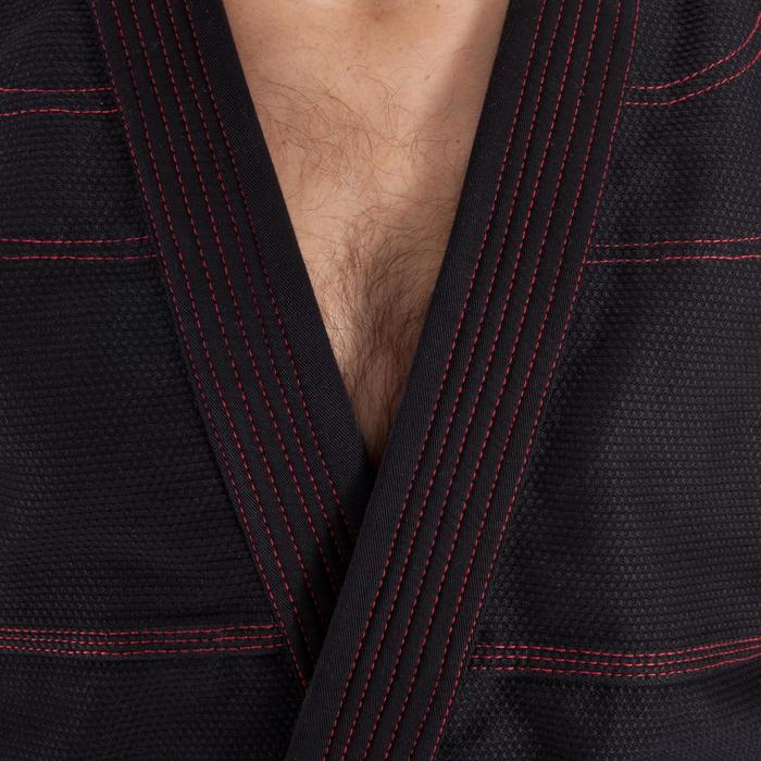 Kimono Jiu-Jitsu Brésilien 500 Adulte Noir