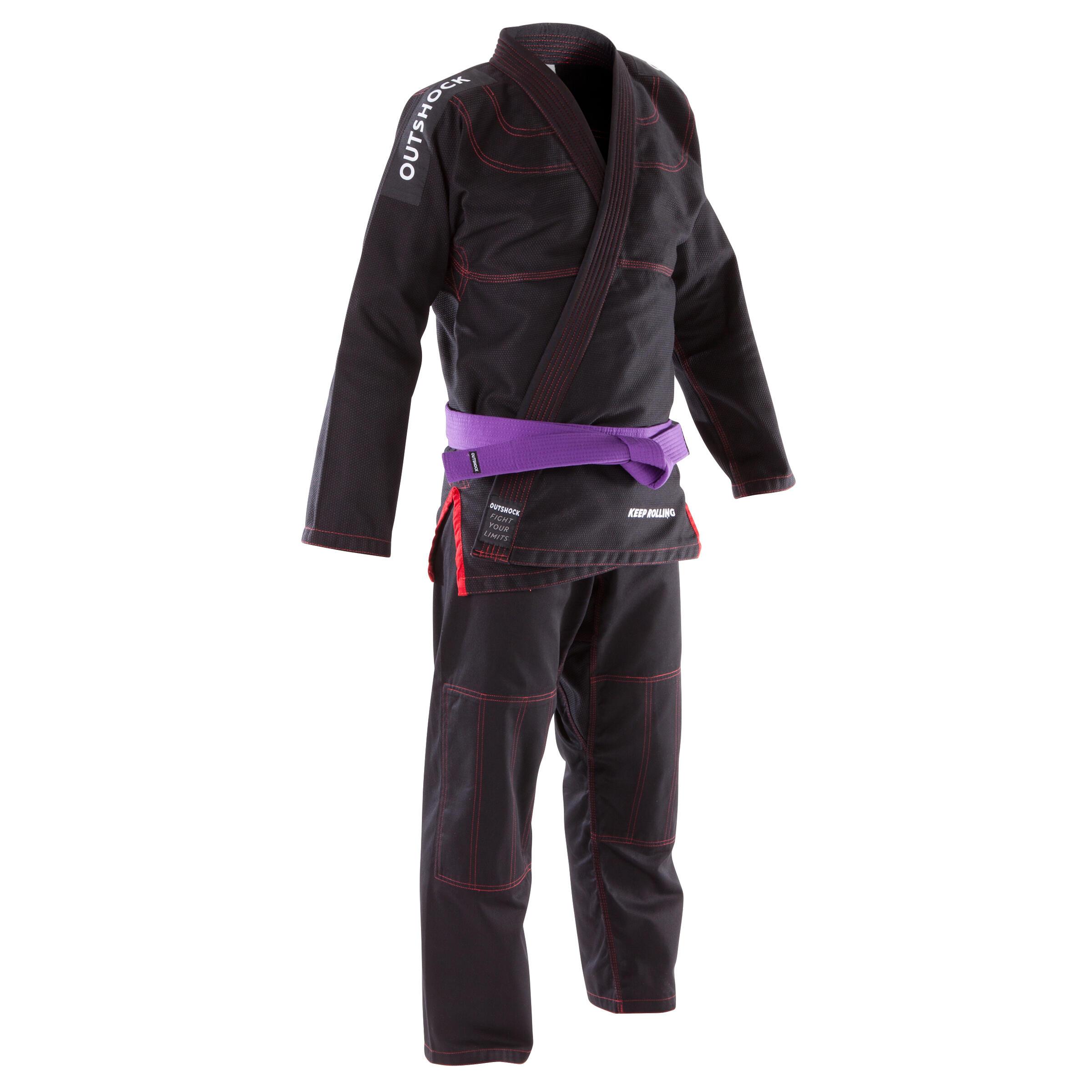 Kimono JJB 500 Negru Adulți
