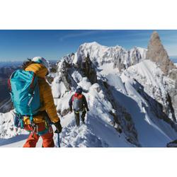 Mochila de alpinismo ALPINISM 22 AZUL TURQUESA