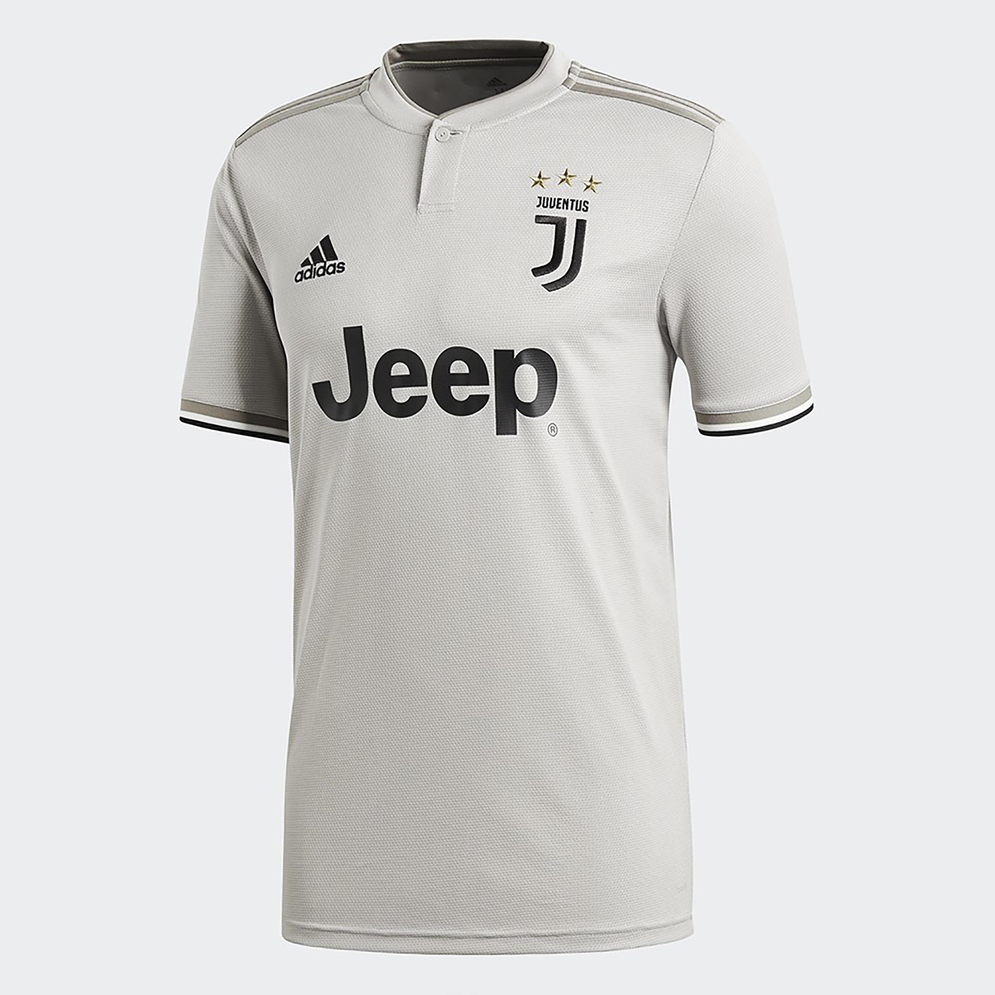 Camiseta de fútbol júnior Juventus de Turín visitante 2018 2019 Adidas  77921fc7eb53d