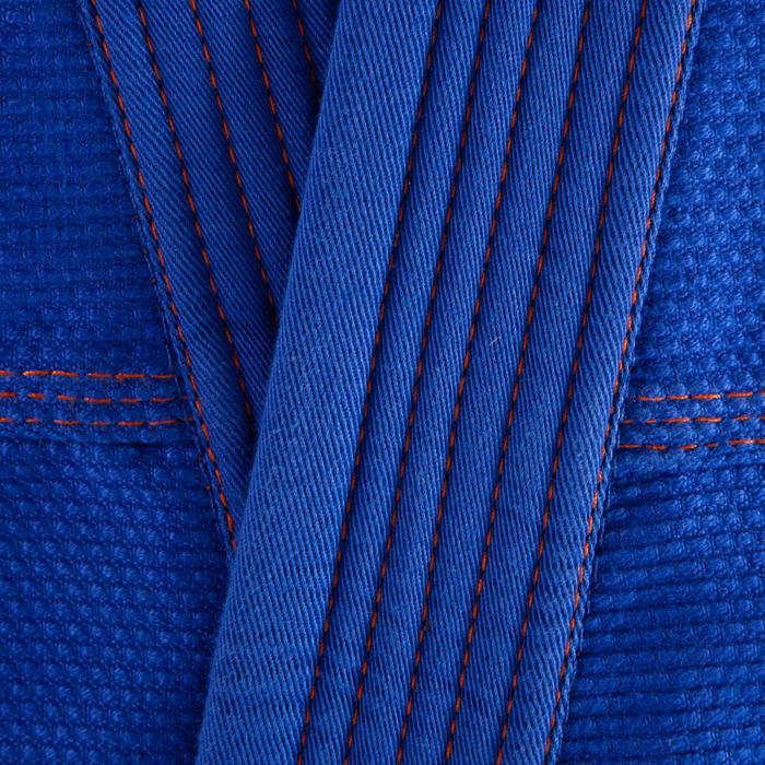 Kimono Brasilianisches Jiu-Jitsu JJB500 Erwachsene blau