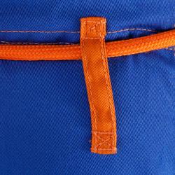 Braziliaans jiujitsu-pak 500 volwassenen blauw