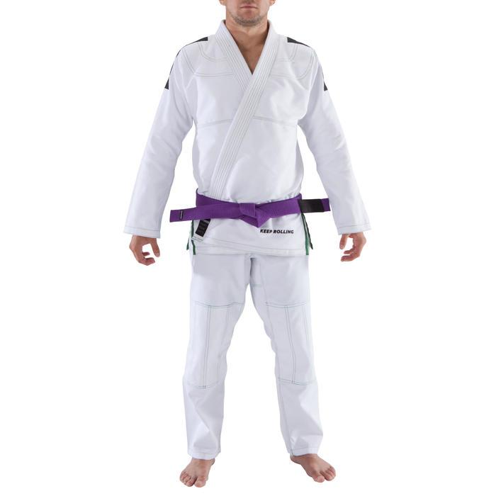 Kimono Jiu-Jitsu Brésilien 500 Adulte Blanc