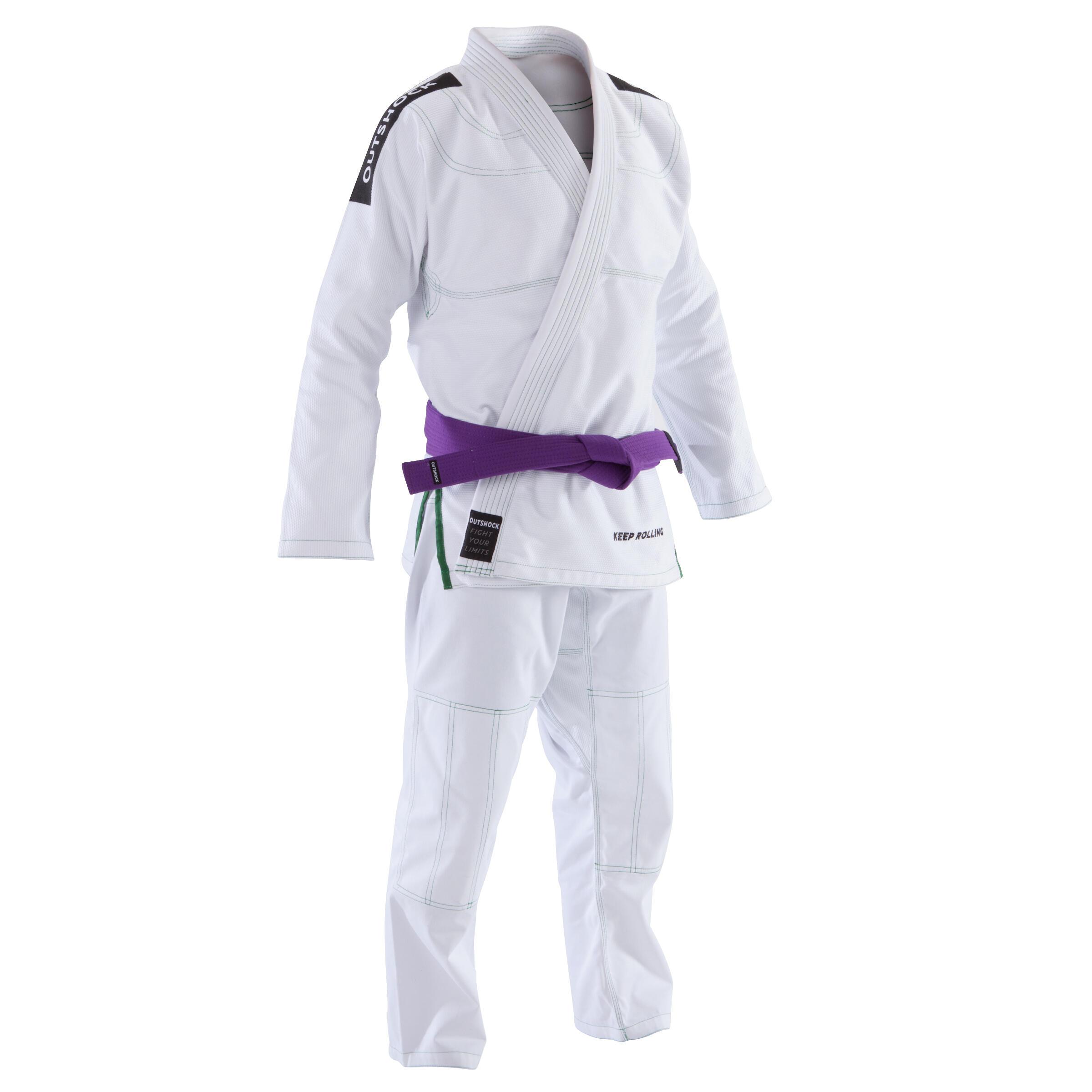 Kimono JJB 500 Alb Adulți imagine
