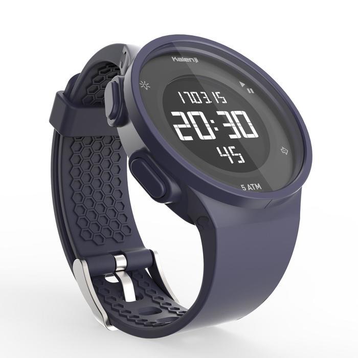 Koffertje met stopwatch horloge voor hardlopen + 2 bandjes