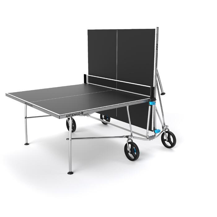 Tischtennisplatte PPT 500 Limited Outdoor inkl. Schutzhülle
