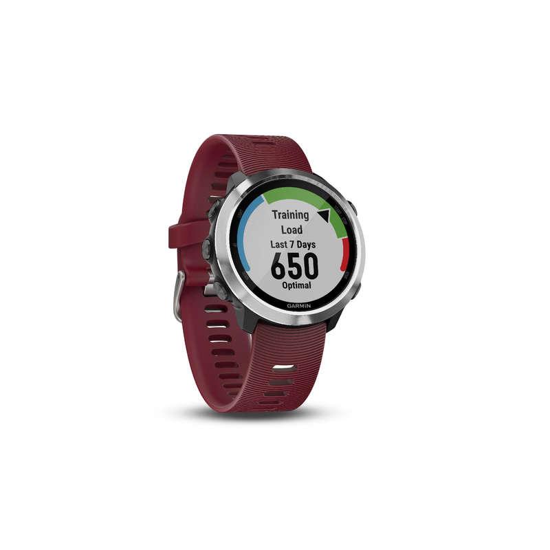 GPS és gyorsulásmérő órák - FORERUNNER 645 MUSIC CERISE GARMIN