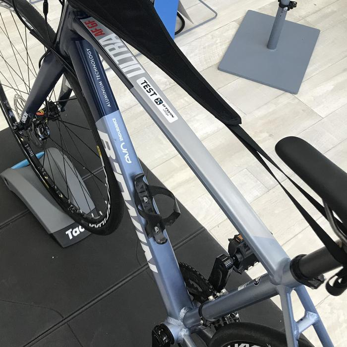 Fietsbeschermer fietstrainer
