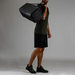 Sporttas fitness like-a-locker 40 liter, kaki